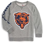 Junk Food Clothing Boy's Formation Chicago Bears Sweatshirt
