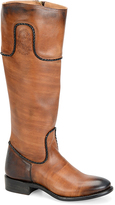 Sonora Rust Sophie Painter Leather Cowboy Boot