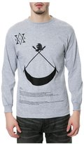 Black Scale Mens The Definition Ls Graphic T-Shirt M