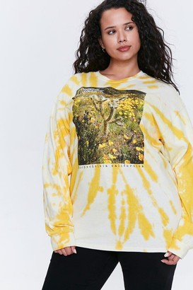 Forever 21 Plus Size National Geographic Graphic Tee