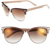 Tom Ford 'Fany' 59mm Retro Sunglasses