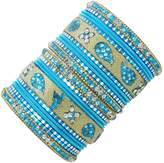 Banithani Traditional Bangle Set Wedding Kada Bracelet Jewelry Gift For Women 2*8