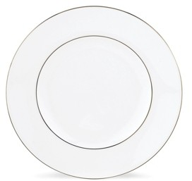 Lenox Continental Dining Platinum Accent Plate