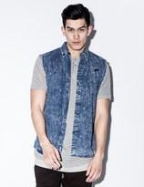 Publish Indigo Nigo Button Shirt