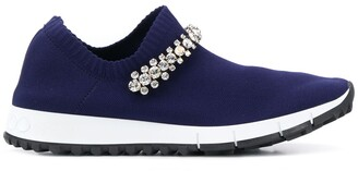 Jimmy Choo Verona pull-on sneakers