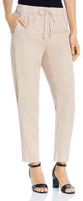Eileen Fisher Tapered Drawstring Ankle Pants