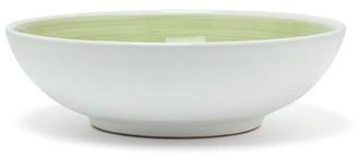 Summerill & Bishop - Brushed Ceramic Serving Bowl - Green