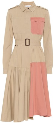 J.W.Anderson Cotton shirt dress