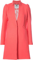 Milly fitted blazer coat