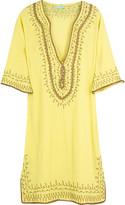 Palm Beach cotton tunic