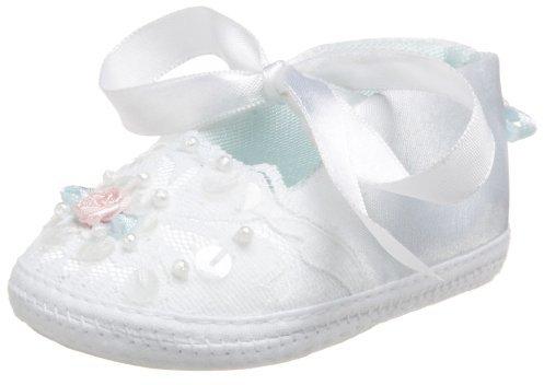 Designer's Touch Baby Deer 2222 Dainty Crib Shoe (Infant)