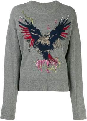 Zadig & Voltaire Zadig&Voltaire eagle jumper