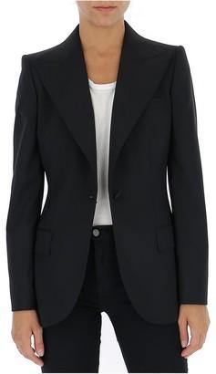 Dolce & Gabbana Classic Fitted Blazer