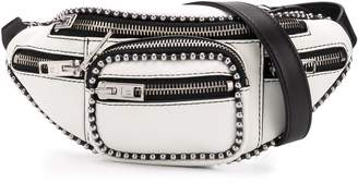 Alexander Wang Attica studded belt bag