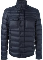 Moncler 'Forbin' padded jacket - men - Feather Down/Polyamide/Goose Down - 7