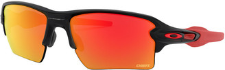 Oakley Kansas City Chiefs Flak 2.0 XL Sunglasses