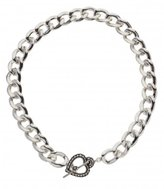 Scooter SY604260-Kali Women's Necklace Silver-Plated Metal Choker Necklace
