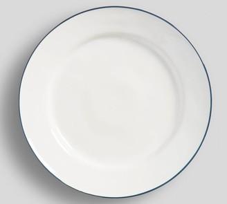 Pottery Barn Costa Nova Beja Rimmed Dinner Plate