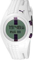 Puma Women's PU910482001 Shift White Digital Watch