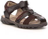 Kenneth Cole Reaction Kenneth Cole New York Boys' Ian Swim-T Fisherman Sandals