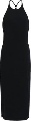 Alexander Wang Stretch-modal Jersey Midi Dress