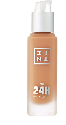 3INA The 24H Foundation 30Ml 621 Light Nut Brown