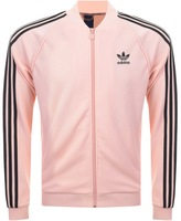 adidas Superstar Track Top Pink