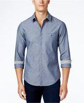 HUGO BOSS Men's Long-Sleeve Bemma Shirt