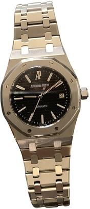 Audemars Piguet Royal Oak Black Steel Watches