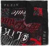 Philipp Plein printed scarf - women - Silk - One Size