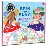 Eeboo Tea Party Spinner Board Game