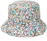 Bonpoint dinosaur-print bucket hat