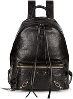Balenciaga Classic Arena leather backpack