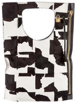 Tom Ford Patchwork Ponyhair Alix Bag