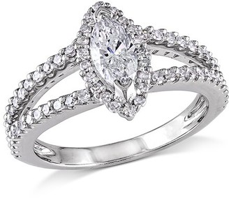 Rina Limor Fine Jewelry 14K 0.84 Ct. Tw. Diamond Round Engagement Ring