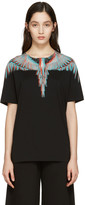Marcelo Burlon County of Milan Black Veronica T-Shirt