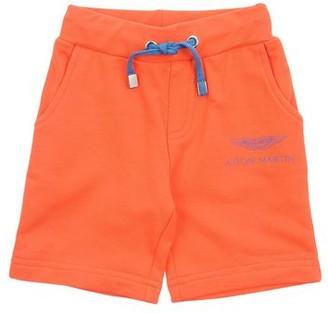 ASTON MARTIN Bermuda shorts