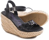 Blowfish Drive-In Wedge Sandals (For Women)