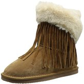 Lamo Kid's Fringe Wrap Fashion Pull On Boot (Little Kid/Big Kid)