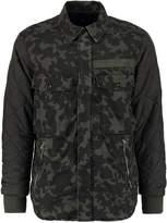 Gstar Type C Hc Padded Overshirt L/s Light Jacket Forest Night/black Ao
