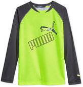Puma Graphic-Print T-Shirt, Big Boys (8-20)