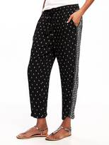 Old Navy Mid-Rise Soft Pants for Women