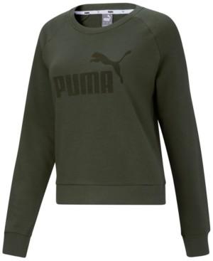 Puma Logo Active Sweatshirt