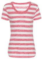 81 Hours 81hours Gia striped cotton T-shirt