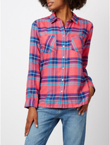 George Check Long Sleeve Shirt