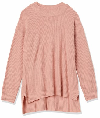 Forever 21 Women's Plus Size Ribbed High-Low Sweater