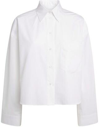 Valentino Cropped Shirt