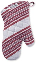 Williams-Sonoma Hampton Stripe Oven Mitt, Claret