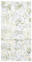 Hobbs Virginia Silk Scarf, Ivory Multi