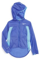 Nike Girl's Impossibly Light Jacket